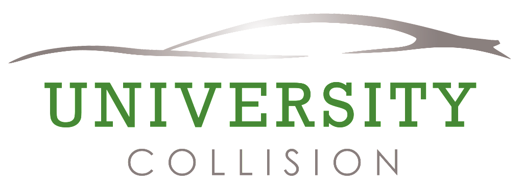 University Collision Logo