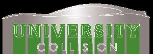 University Collision Logo